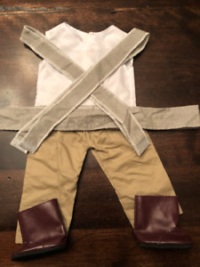 American Girl Doll Halloween Costume Outfit