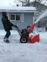 Snow Shovelling Services