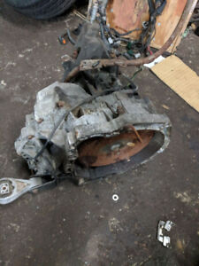 2002 Ford Focus Transmission