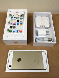 IPHONE 5S 64GB GOLD COMME NEUF !