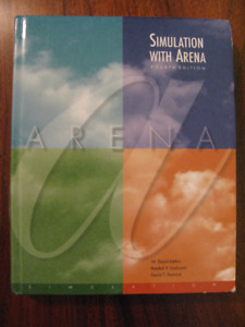 Simulation With Arena by David Kelto - 4th Edition