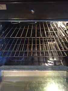 Frigidaire Gallery stainless steel electric range