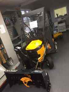 """Cub Cadet XT2 - LX46"""" Tractor with SNOW BLOWER & Cab $4,950"""