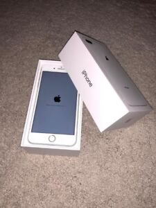 APPLE IPHONE 8 64GB SILVER UNLOCKED MINT CONDITION
