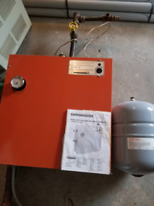 Chromalox Electric Hot Water Furnace