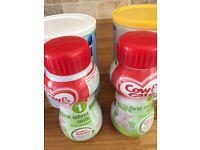 Free baby milk. Unopened & sealed