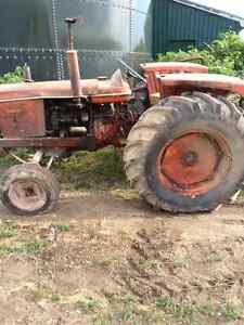 Renault Super 7 Diesel Tractor