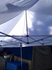 MOTORCYCLE 10 X 10 EASY UP CANVAS CANOPY WITH SIDES Windsor Region Ontario image 6