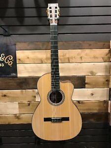 I want to buy a Martin classical guitar avec nylon strings.