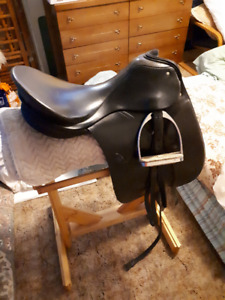 DRESSAGE SADDLE, Passier Craftsmanship