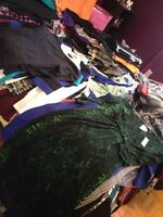 Vente vêtement de femmes / women's clothing for sale