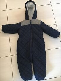 Next winter snowsuit - boy or girl - age 2 - 3 years