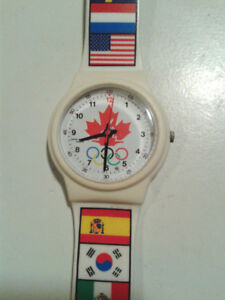 Collectible Watch - 1996 Olympics
