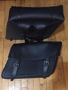 Saddlemen Leather Bags (Large)