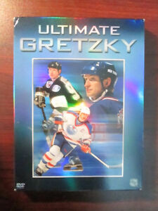 Ultimate Gretzky Double DVD The Great One