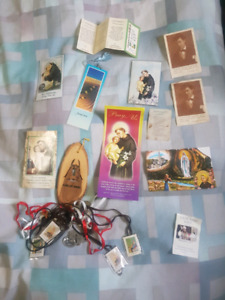 Catholic Charms & Prayers