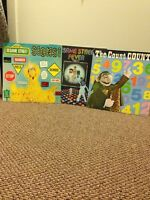 Sesame Street Records all for $30