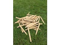 Wood tappy sticks - musical instrument
