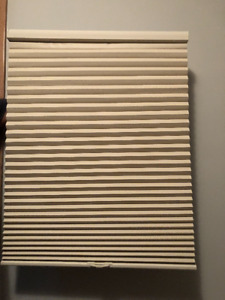 BLINDS, HUNTER DOUGLAS