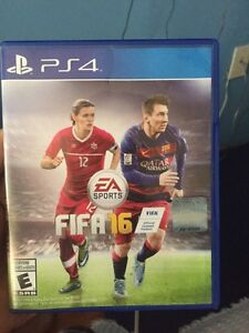 Fifa 16 PS4 West Island Greater Montréal image 1