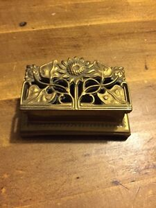 stamp roll dispenser, Regal Gifts made in the late 1990's.