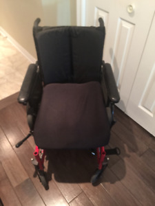 Invacare Patriot folding Wheelchair