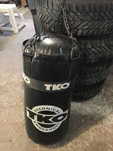 "27"" Punching bag"