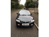 Mazda 323F 1.6 GSI Auto £400