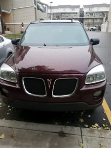 2006 Pontiac montana excellent condition.