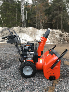 SNOWBLOWER FOR SALE-HUSQVARNA 330ST