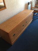 2 Deep Drawer Dressers
