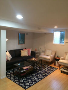 WANTED: Roommate for Furnished James Bay Garden Suite
