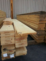 1x8 Straight T&G Red Pine  -  CLEARANCE LUMBER SALE