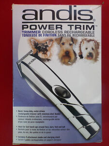 Andis Power Trimmer- Cordless! Kitchener / Waterloo Kitchener Area image 1