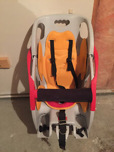 Co - Pilot Kids Bike Seat Campbell River Comox Valley Area image 2