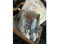 Wedding/bridal/prom/party shoes - limited edition Disney from Harrods
