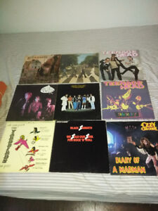 I will buy your vinyl record collections$$