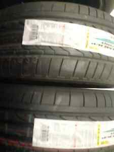 New Bridgestone tire 255/45R20
