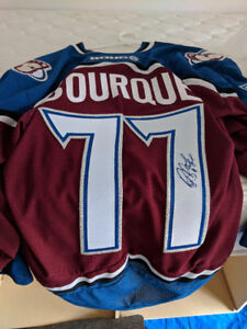 Ray Bourque Jersey x2