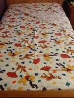 Winnie The Pooh Twin Size Sheets