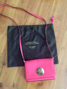 Pink Kate Spade Purse - Never used!