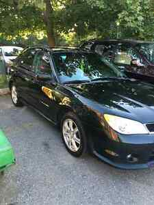 2007 Subaru Impreza Special Editiion Hatchback engine  68k West Island Greater Montréal image 2