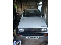 reliant rialto barn find with load of parts!