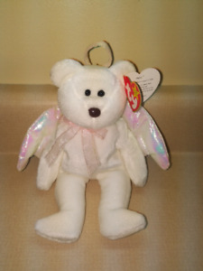 Beanie Baby Halo Angel from 1998