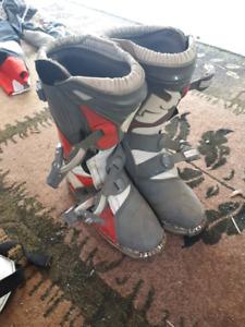 Motocross, Boots, Pants, Guard