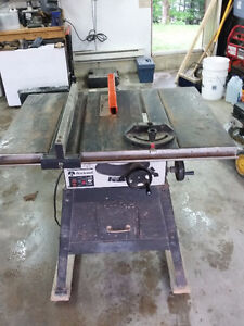 Rockwell Cast Iron Table Saw