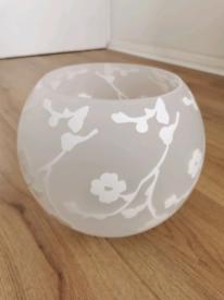 Frosted Glass Globe Ceiling Pendant LightLamp Shade