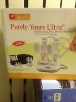 Ameda truly yours ultra double electric breast pump