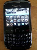 Unlocked Blackberry Curve 9300 for sale