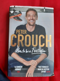 Peter Crouch Autobiography